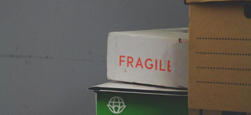 Gled dine nærmeste med en pakke i posten